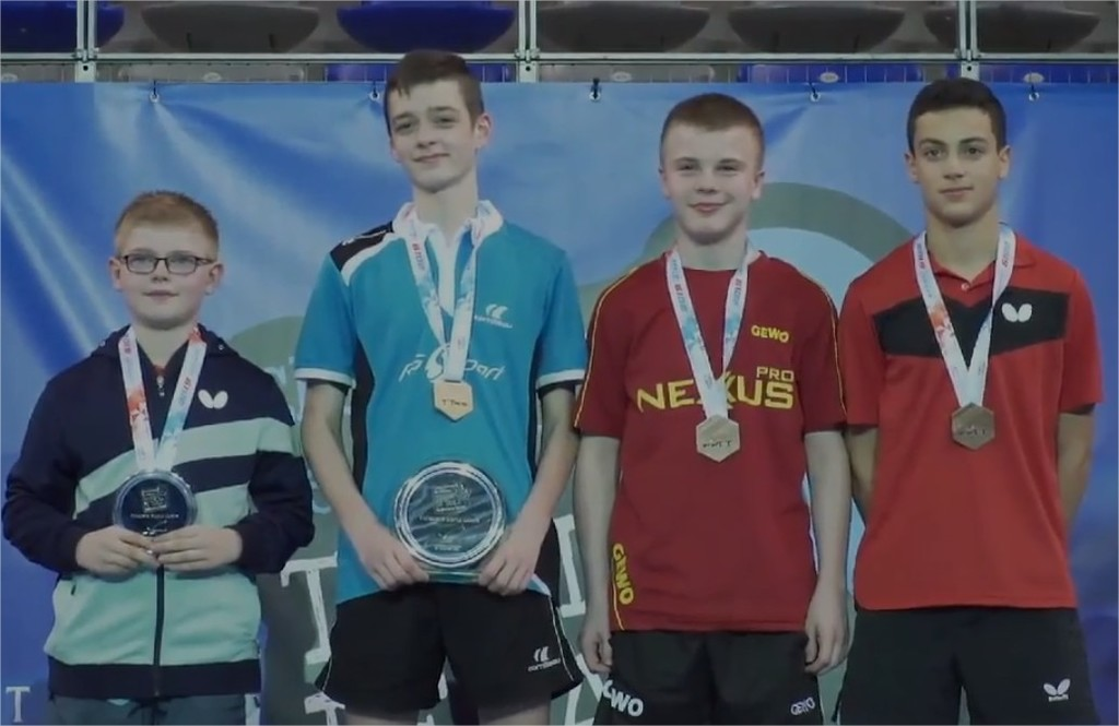 Thibault Poret double champion de France cadets 2019